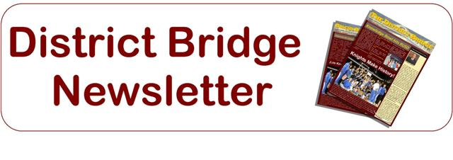 district bridge newsletter